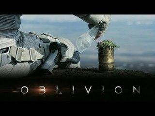Oblivion International Trailer #2 - Tom Cruise, Morgan Freeman