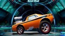 Snot Rod Pixar Cars 2 Color Changers Custom Paint Disney Cars Video