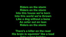 Doors – Riders On The Storm Lyrics