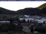 Timelapse Webcam Villard de lans - 28/01/2016 - Colline des Bains