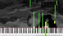 Emotional Piano Music - Last Leaf Falls | Synthesia w/MIDI