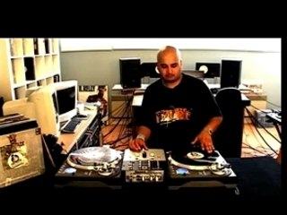 DVDEEJAY 08 - LE BABY SCRATCH