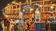 Evening Night out and Romantic Dinner on Sultan Dhow Cruise (Feb 2015)