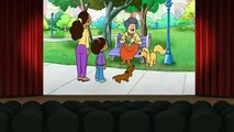 Clifford\'s Puppy Days   S02e01 Puppy Dog Power Extra! Extra!