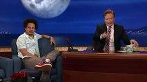 Eric Andre & Conan Prank Call Seth Rogen  - CONAN on TBS (FULL HD)