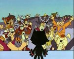 The Twisted Tales of Felix The Cat 1x05   Felix in Psychedelicland~Middle Aged Felix
