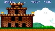 Lets Play | Super Mario Allstars | Super Mario Bros. | German/100% | Part 2 | Schwereres Spiel!