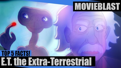 5 Fun Facts About E.T. the Extra-Terrestrial!