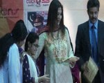 "Dr Huma Mir in Special Children Program "" Bachay Hamaray Ehad Kay "" held in Karachi."