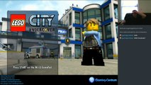 Picking Up Red Bricks with Chase McCain - Lego City Undercover