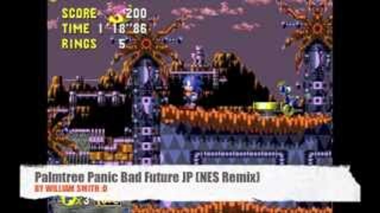 Palmtree Panic Bad Future JP 8-Bit Remix