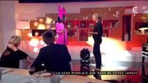 Sia chante Diamond en direct