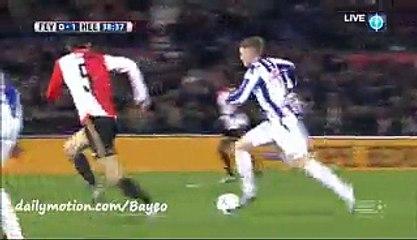 All Goals HD - Feyenoord 1-2 Heerenveen - 28-01-2016 Eredivisie (Deutsch)