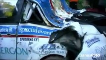 Big Rally Crash Compilation THE BEST AWESOME fail crash drift HQ