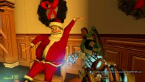 Gmod Sandbox Funny Moments - Santa Claus Tryouts! (Garrys Mod Early Christmas Special)