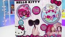 cc7d759f2 Hello Kitty DIY Flavored Lip Balm Play Kit Make Strawberry Blueberry Cotton  Candy Lip Balm
