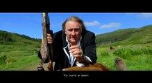 La nouvelle publicité douteuse de Gérard Depardieu pour Cvstos