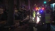 Trafik Kazası: 1 Polis Memuru Şehit Oldu, 1 Polis Memuru Ağır Yaralandı