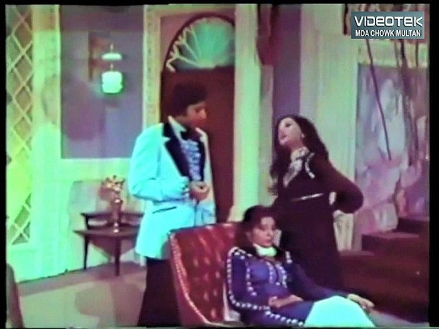 Jurm Karna Hay To Phir - Zanjeer - Original DvD Noor Jehan in 70s Vol. 1