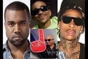 Kanye West VS Wiz Khalifa & Amber Rose Twitter Beef + Max B Waves Explained