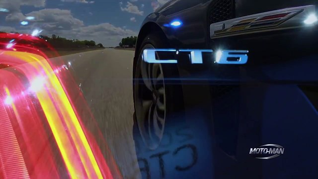 2016 Cadillac CT6 3.0 Twin Turbo FIRST DRIVE REVIEW