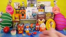 Surprise Eggs Play Doh Kinder Joy Simpsons Cars BFFs MLP Mickey Mouse The Lion K