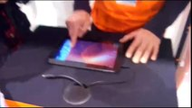 Mobile World Congress 2013 : Ubuntu Touch OS Tablet Demo