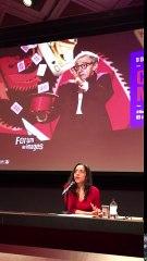 """""""Envoûtements : de la magie au cinéma"""",  conférence de Gabriela Trujillo"""