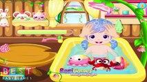 ღ Baby Fairy Spa TV Show - Baby Care Game for Kids # Watch Play Disney Games On YT Channel