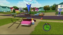 The Simpsons Hit & Run [Xbox] - Homer | ✪ All Missions ✪ | TRUE HD QUALITY