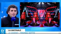 The Voice : Thomas Sotto réveille Nikos Aliagas