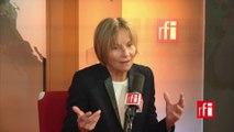 Marielle de Sarnez (MoDem): «Les dirigeants européens doivent prendre des décisions...»