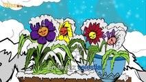 Copito de nieve Cantando con (Karaoke versión) Canciones infantil Yleekids