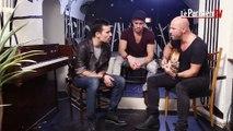 Les 3 Mousquetaires chantent « Un jour » en live  acoustique