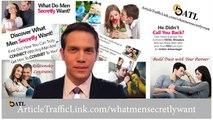GetTheMan  What Men Secretly Want Review   James Bauer's Be Irresistible Program