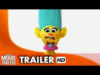 TROLLS New Official Trailer - What's your trailer reaction? [HD]