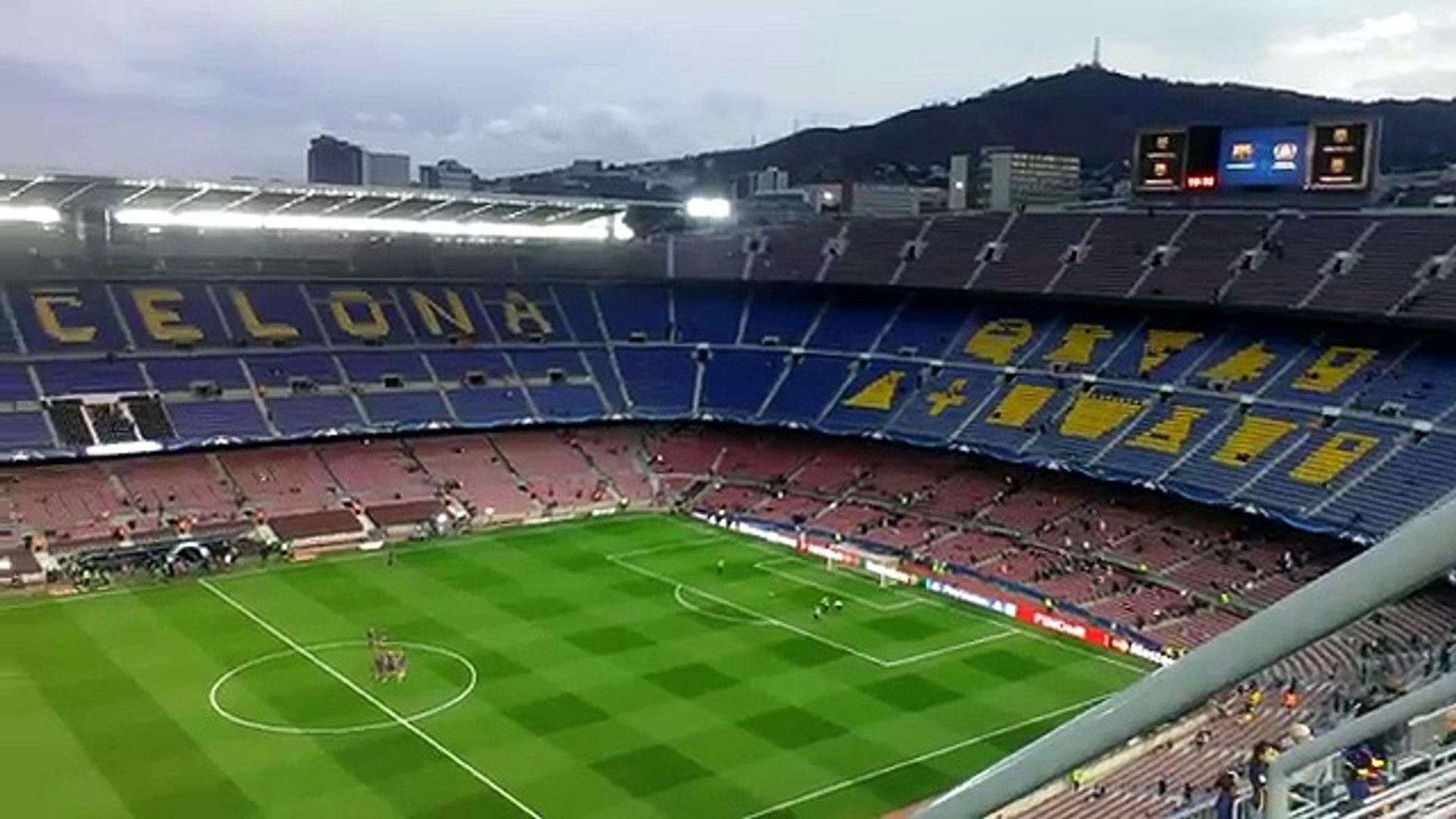 Обзор матча Барселона - Лас Пальмас на Камп Ноу от 26.09.2015