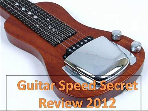 Guitar Speed Secret Review – Arts Review Center