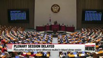 National Assembly wrangles over bills up for vote at plenary session