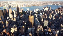 NYC from Empire State Building