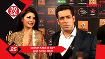 Karan Johar is SCARED of Salman Khan - Bollywood News - #TMT