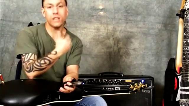 Steve Stine Discusses Guitar Strings