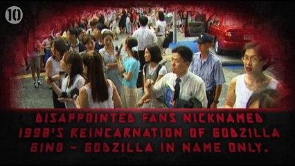 10 Awesome Facts about Godzilla