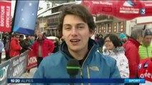 FRANCE 3 ALPES - 19H/20H Alpes - ITW Benoit Verin et Rémy Coste- 20/01/2016