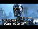 Terminator: Genisys Teaser Trailer Deutsch | German (2015) HD