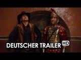 Nachts im Museum - Das geheimnisvolle Grabmal Offizieller Trailer #2 Deutsch (2014) HD
