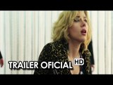LUCY (2014) Poderes mentales TV Spot HD