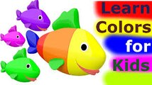 Kids learning Color with Fish Cartoons-Children Learn Different Fruits-Kids 3D animated cartoons-English Nursery Rhymes-Happy Birthday-Animated cartoons for children-Nursery rhymes for kids-kids English poems-children phonic songs-ABC songs for kids