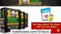 101 Toxic Food Ingredients Toxic Food Ingredients REVIEW Toxic Food Ingredients