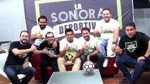 La Sonora Deportiva habló los casos de Ayala, Arévalo, Cantoral y Berdych.